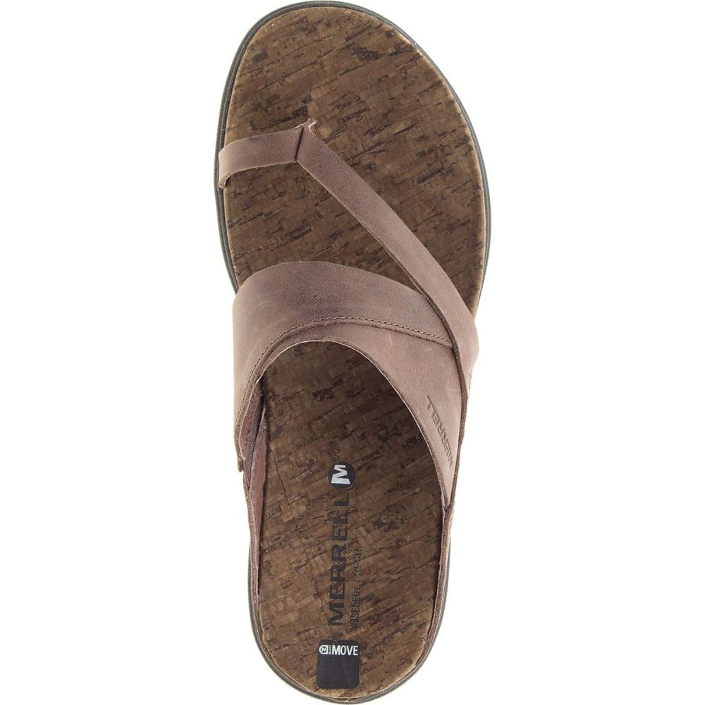 12835a6fde0 MERRELL Women  39 s Around Town Thong Sandals