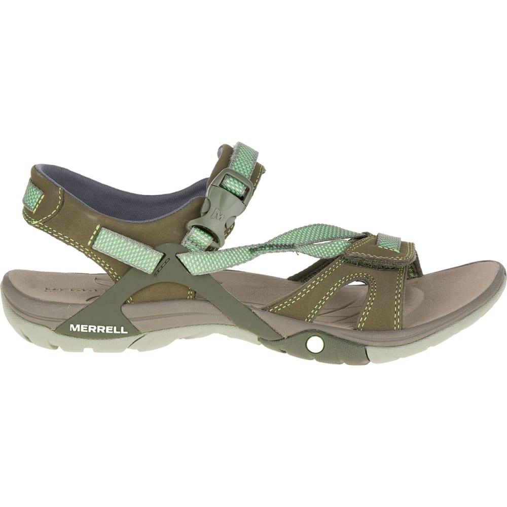 24bc0688783f MERRELL Women  39 s Azura Strap Hiking Sandals
