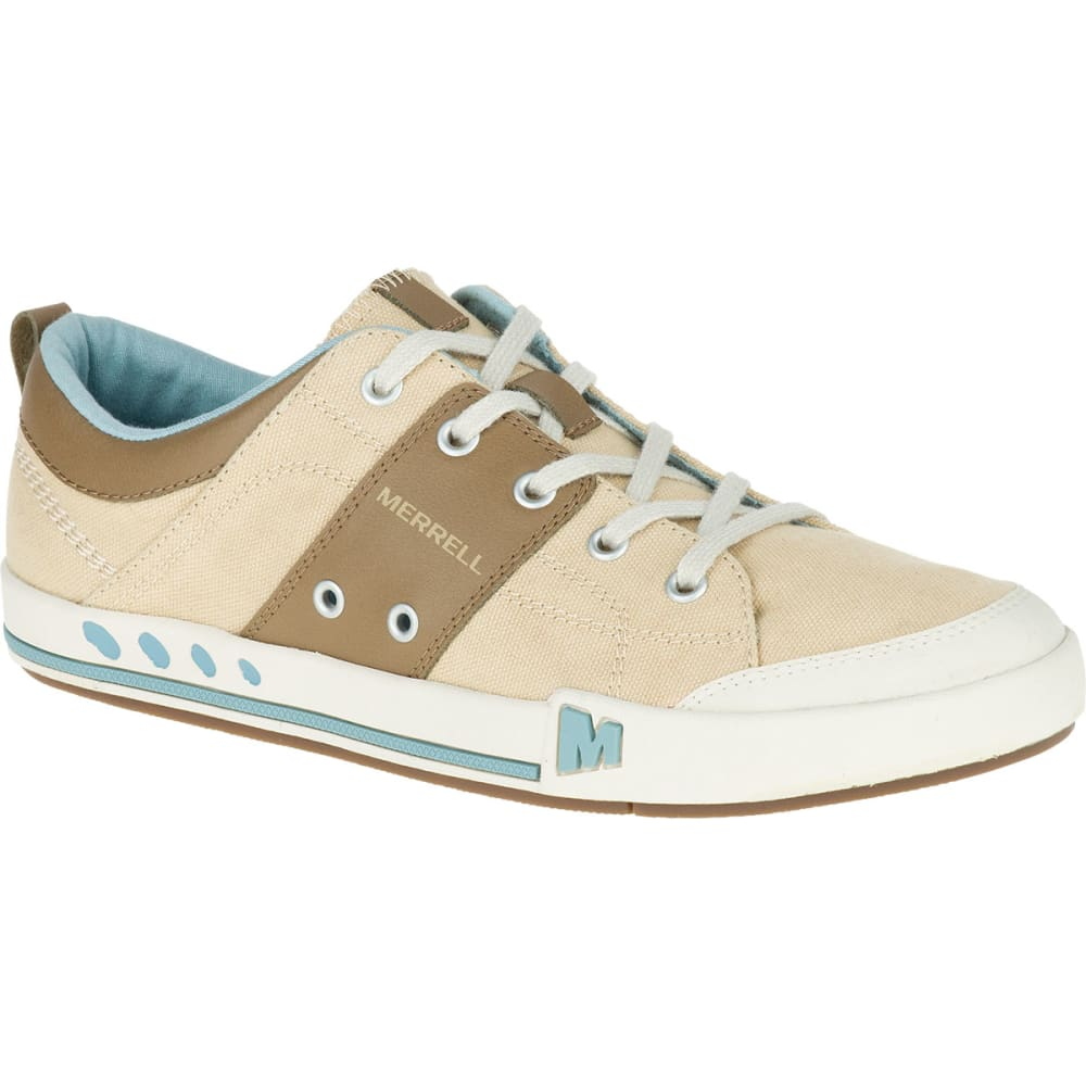 MERRELL Women's Rant Canvas Sneakers, Starfish - STARFISH
