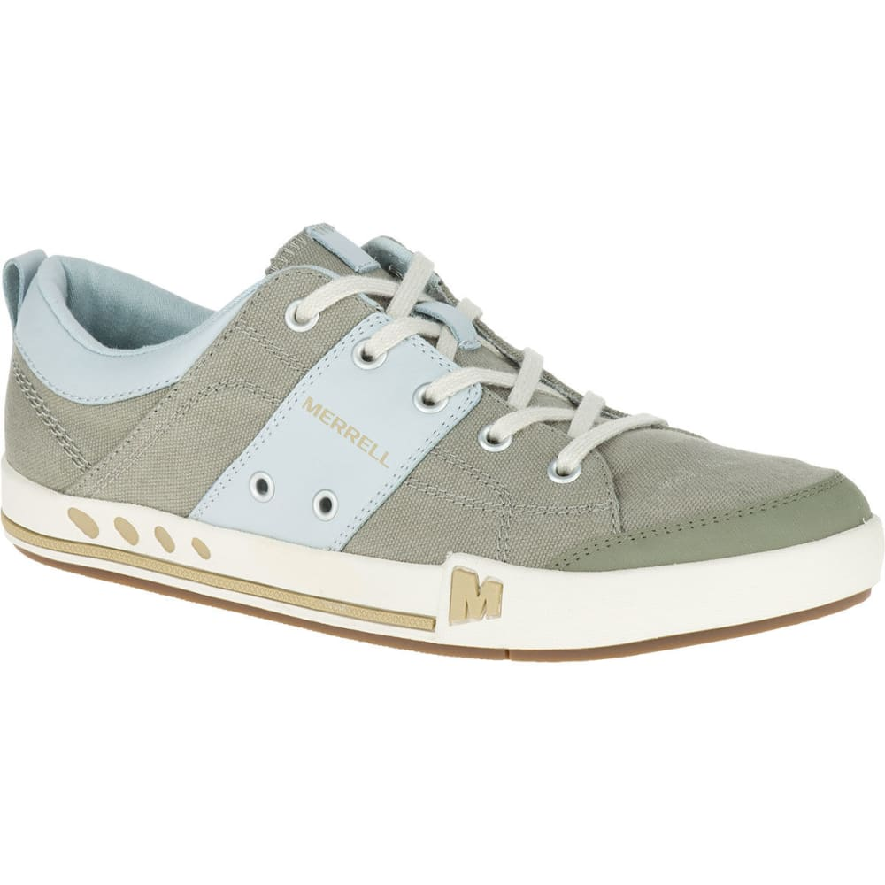 MERRELL Women's Rant Canvas Sneakers, Putty - PUTTY