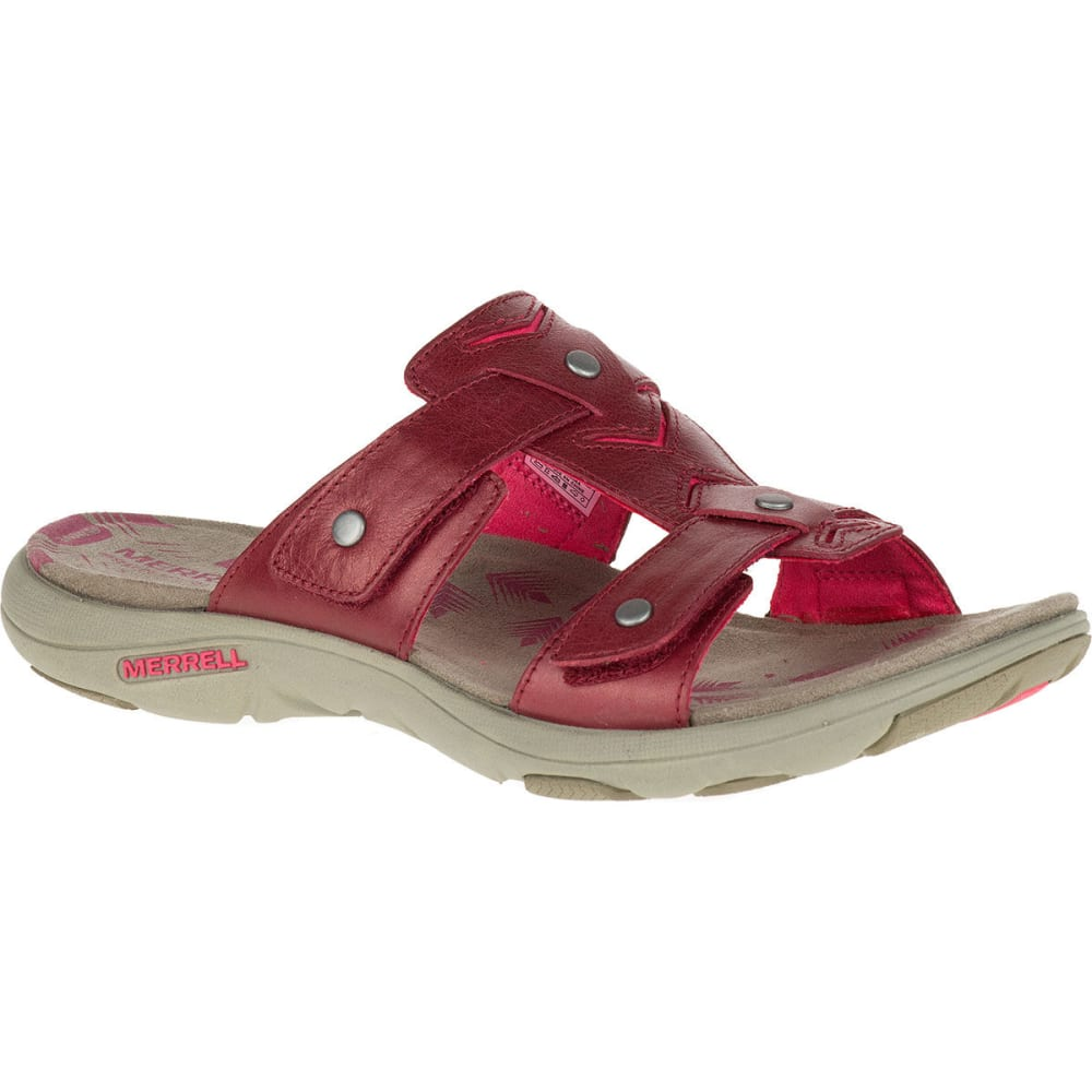 de2850a1584a MERRELL Women  39 s Adhera Slide Sandals