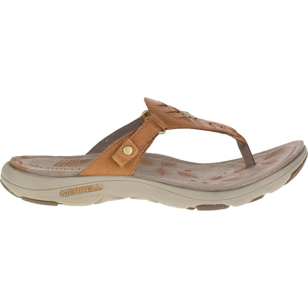 cca8ec0c98bc MERRELL Women  39 s Adhera Thong Sandals