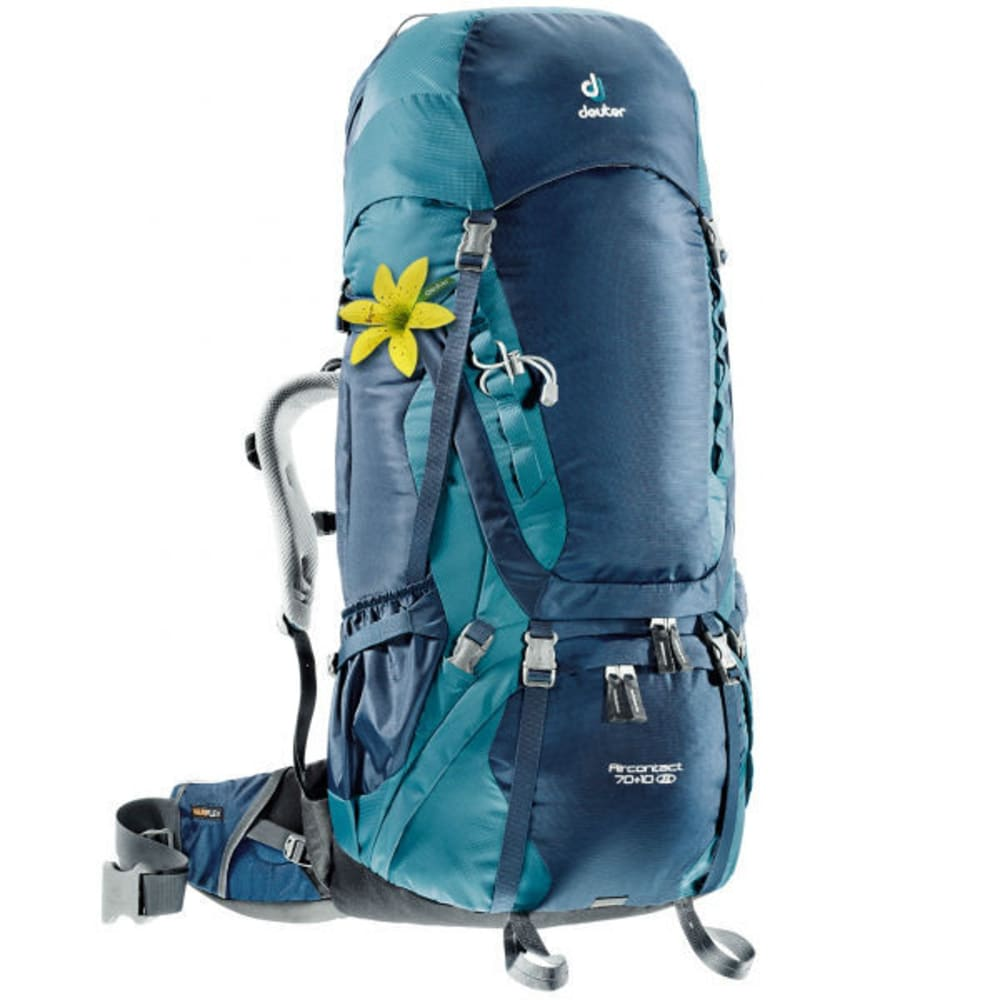 DEUTER Women's Aircontact 70+10 SL Pack - MIDNIGHT/DENIM