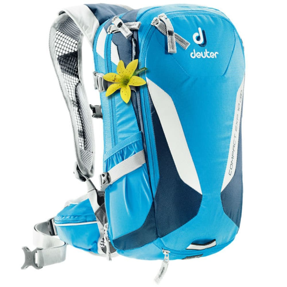DEUTER Women's Compact EXP 10 SL Pack with 3L Reservoir - TURQUOISE/MIDNIGHT
