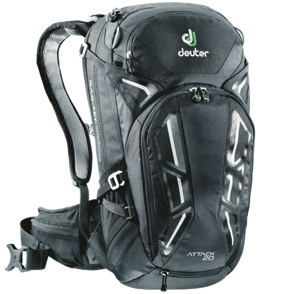 DEUTER Attack 20 Cycling Pack - BLACK