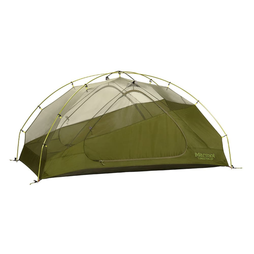 MARMOT Tungsten 2 Person Tent - GREEN SHADOW/MOSS