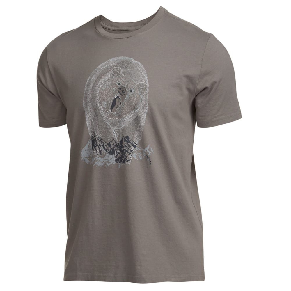 EMS® Men's Roar Graphic Tee - PEWTER
