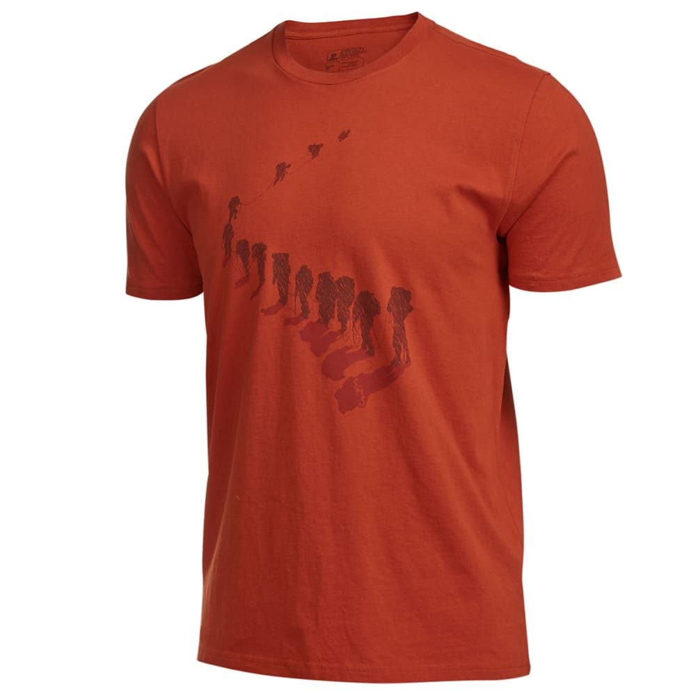 EMS® Men's Tenzing Norgay Graphic Tee - PICANTE
