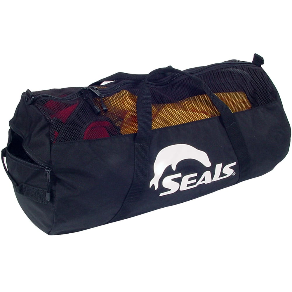 SEALS Full-Size Gear Bag - BLACK