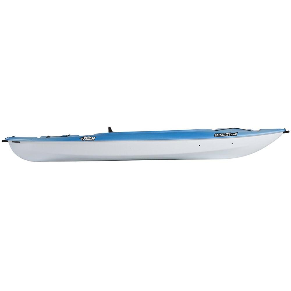 PELICAN Summit 100X Kayak - Blue Fade - BLUE