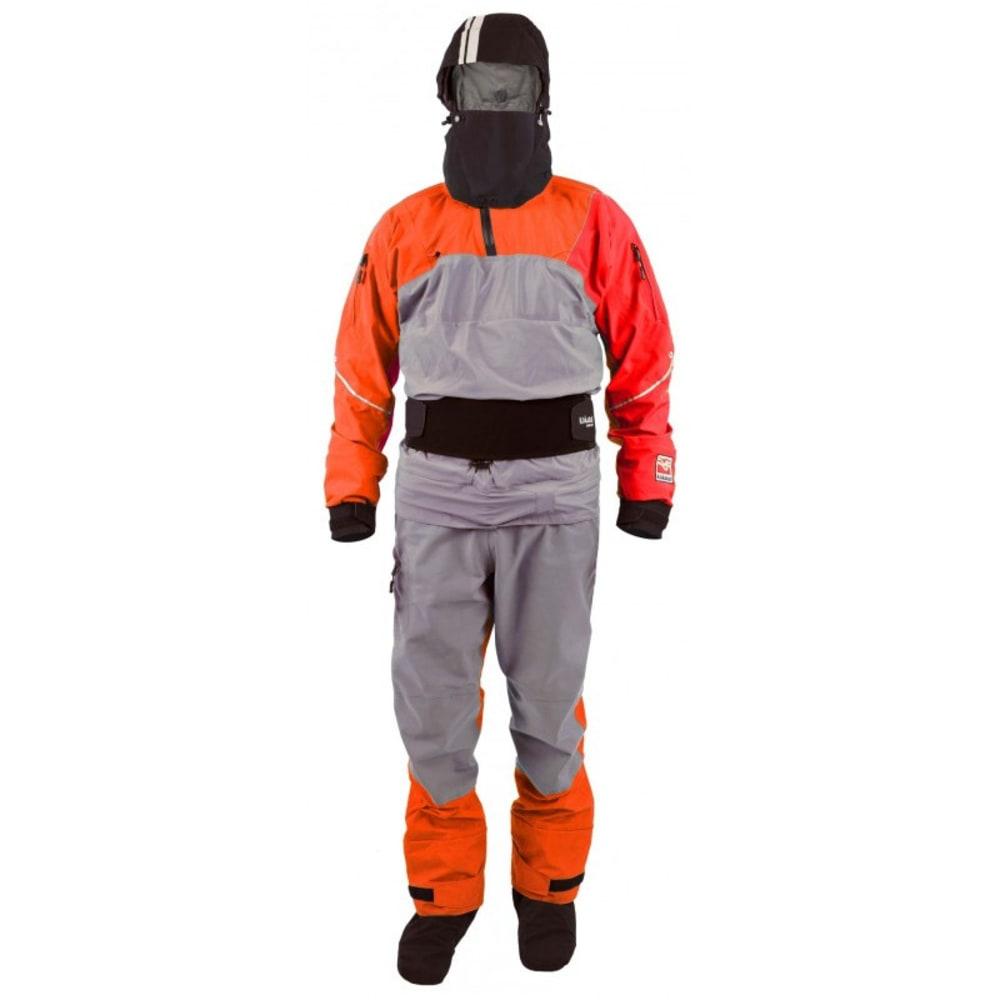 KOKATAT Men's Gore-Tex Radius Dry Suit - TANGERINE