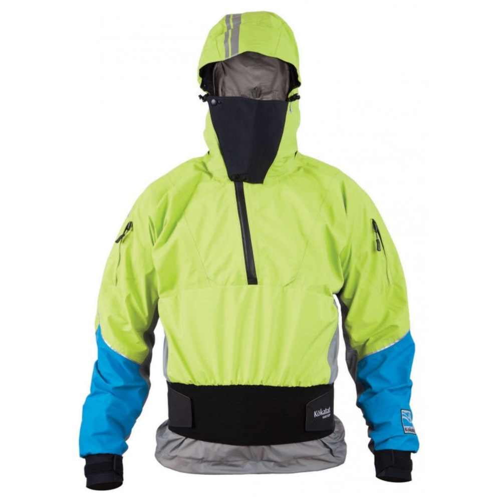 KOKATAT Men's Gore-Tex Passage Anorak Jacket w/ Switchzip - MANTIS