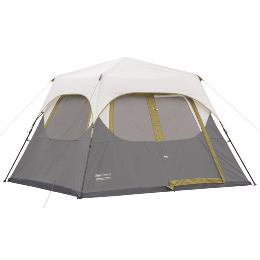 COLEMAN Instant Tent with Rainfly - 6 Person - NO COLOR