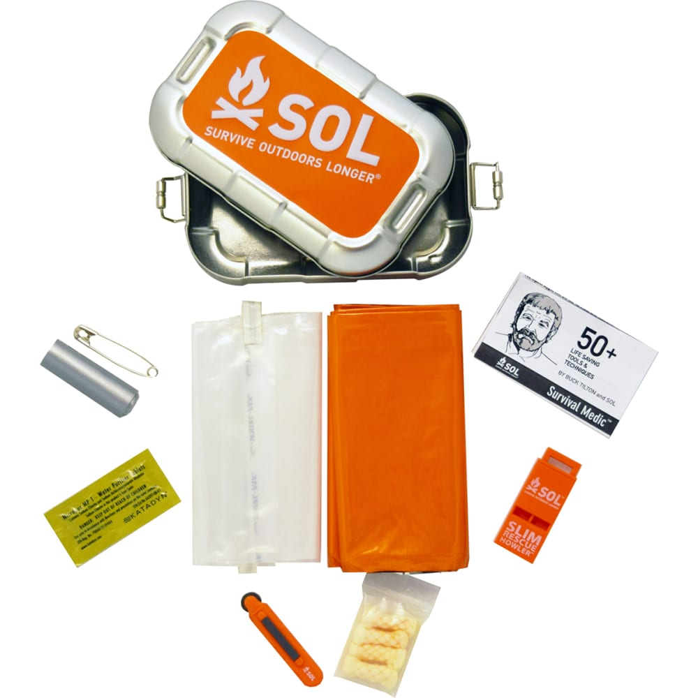 SOL Traverse Survival Kit - NO COLOR