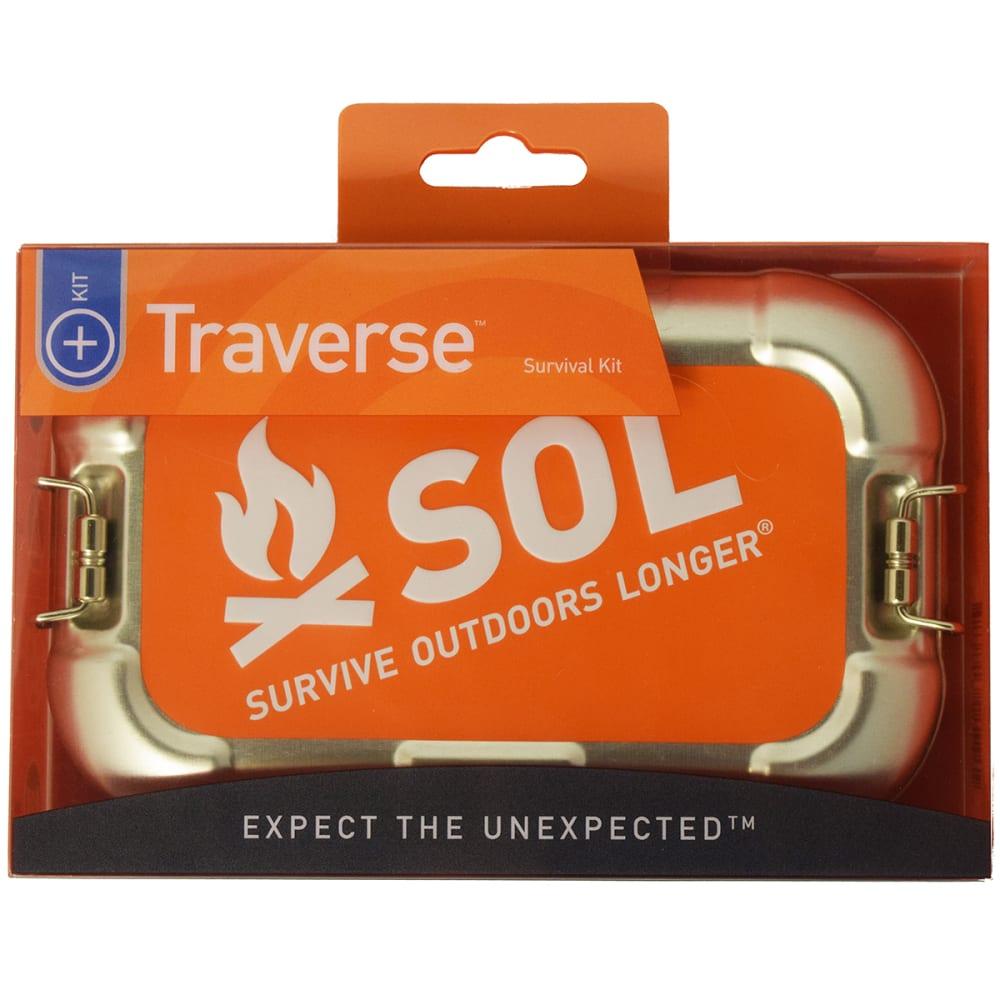 SOL Traverse Survival Kit NO SIZE