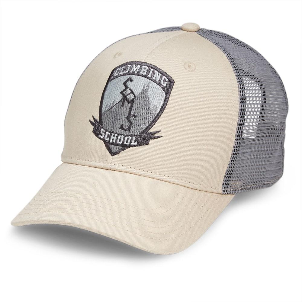 EMS® Climbing School Trucker Hat - WHITE PEPPER