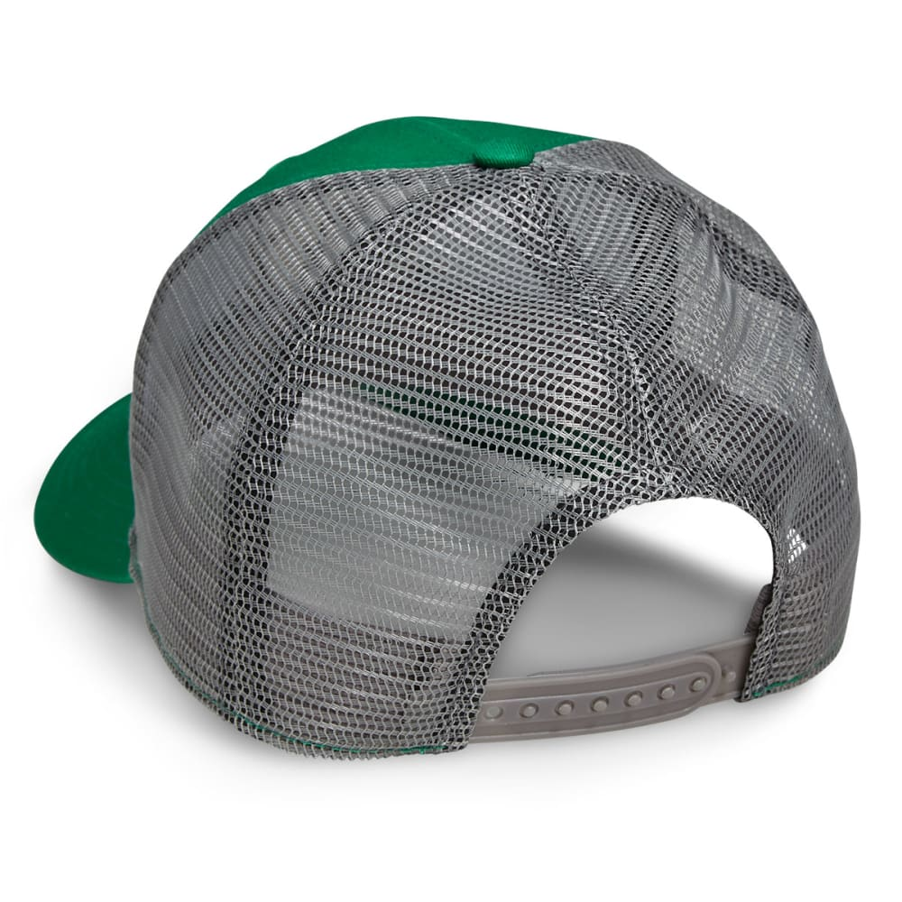 EMS® Climbing School Trucker Hat - MEDIUM GREEN