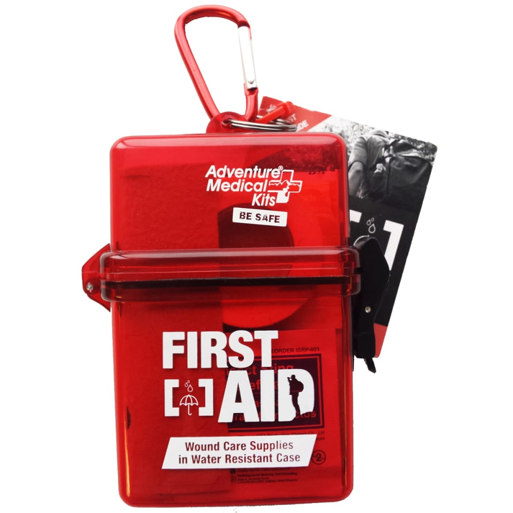 ADVENTURE MEDICAL KITS First Aid Water-Resistant Medical Kit - NO COLOR
