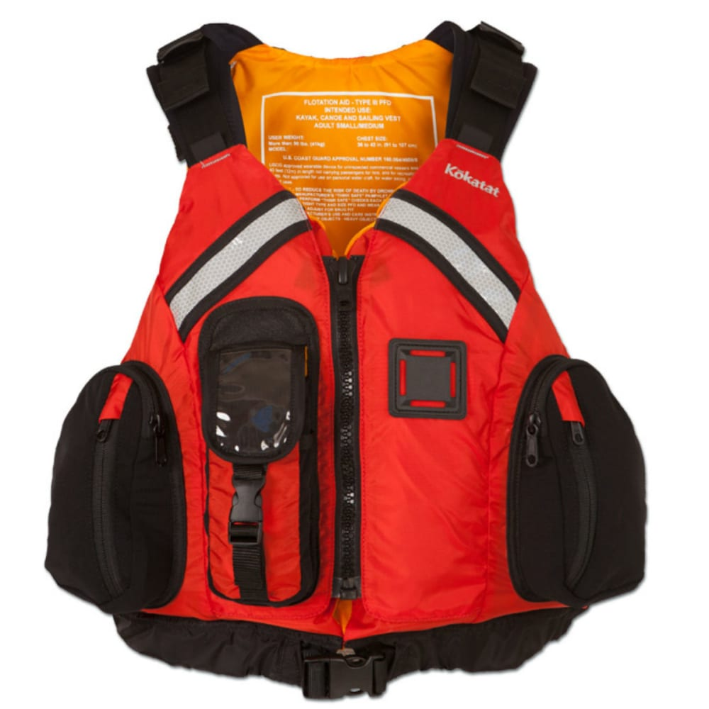 KOKATAT Bahia Tour PFD - ORANGE