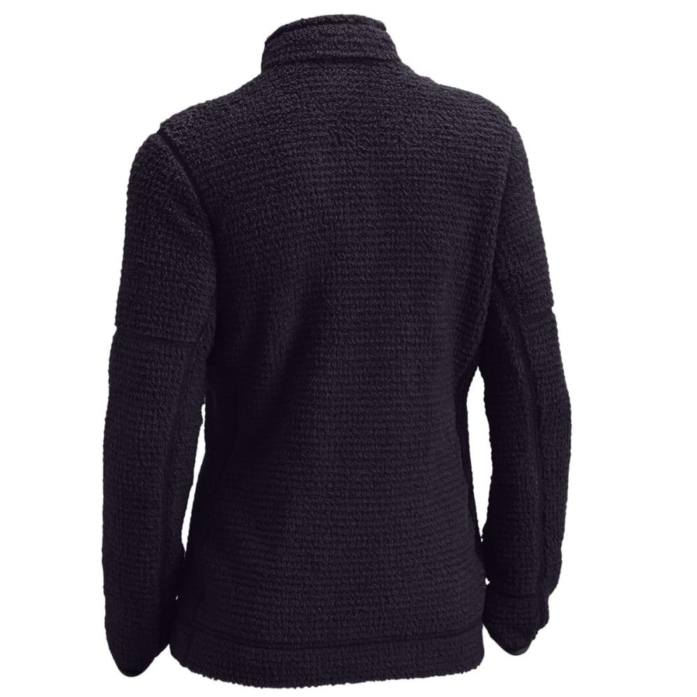 EMS® Women's High Peaks  ¼ Zip Pullover - BLACK HEATHER