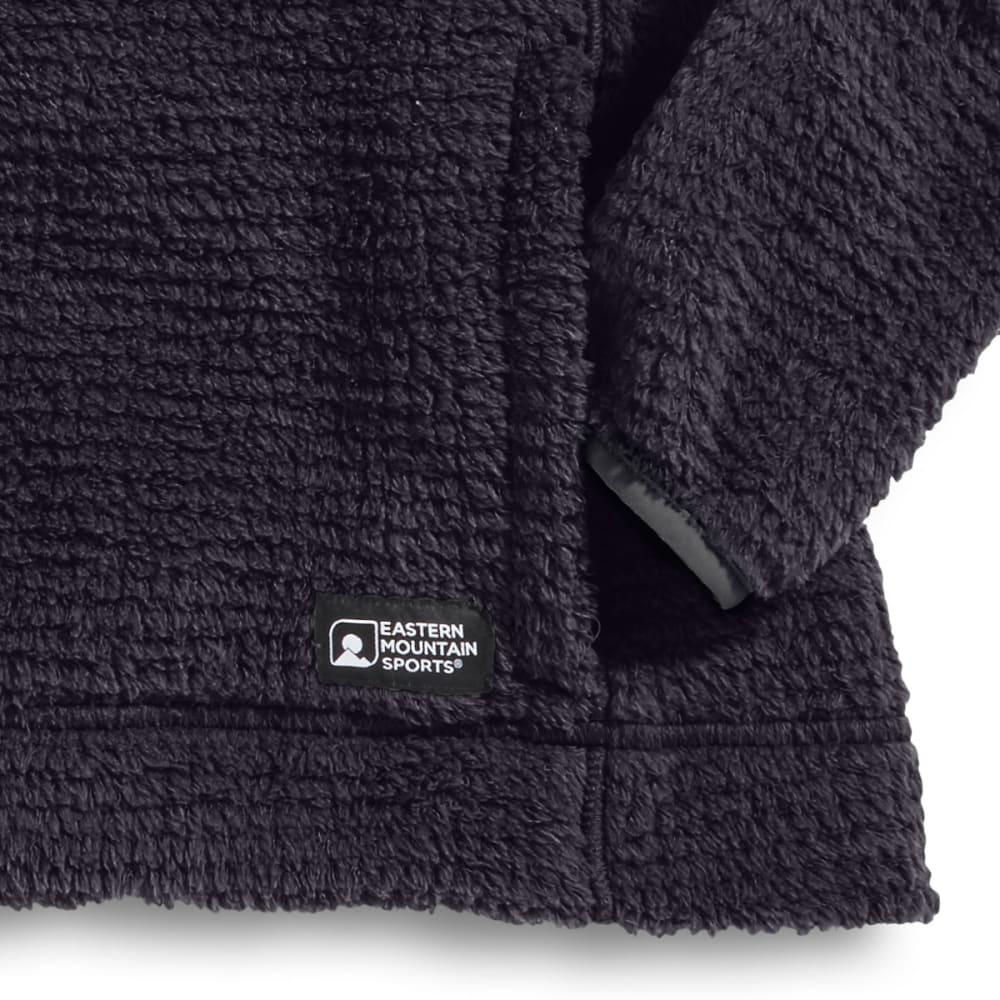 EMS Women's High Peaks  ¼ Zip Pullover - BLACK HEATHER