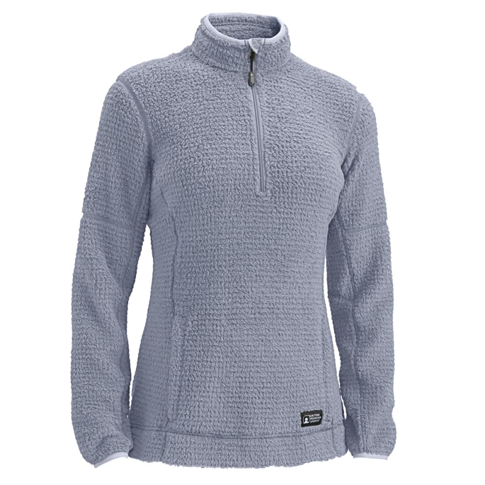 EMS® Women's High Peaks  ¼ Zip Pullover - HIGH RISE HEATHER