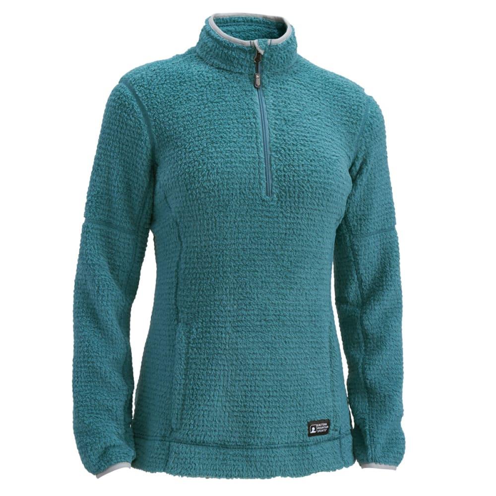 EMS® Women's High Peaks  ¼ Zip Pullover - OIL BLUE HEATHER
