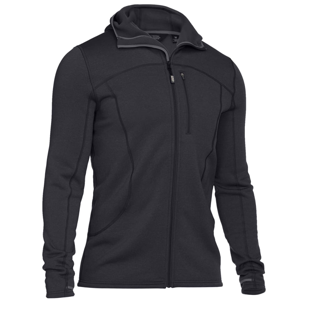 EMS® Men's Equinox Power Stretch Hoodie - BLACK