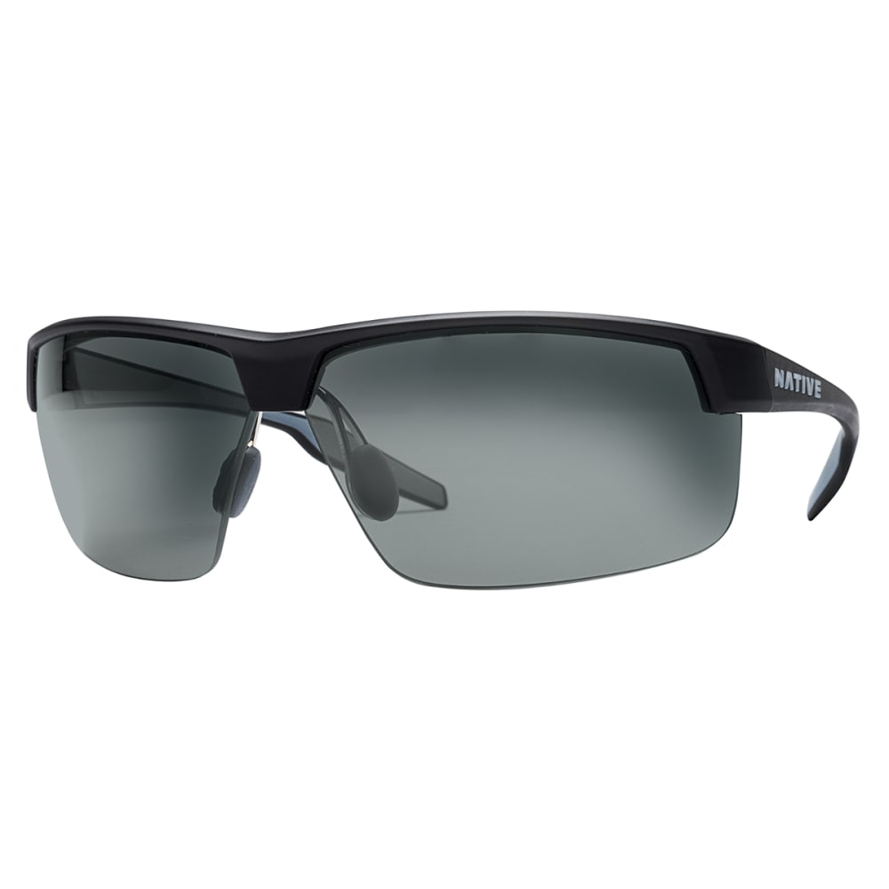 NATIVE EYEWEAR Hardtop Ultra XP Polarized Sunglasses - MATTE BLACK