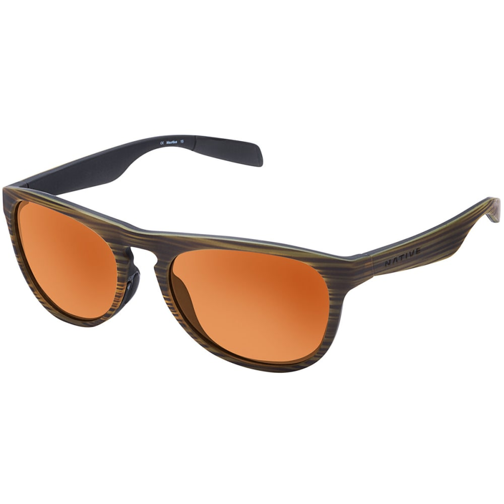 NATIVE EYEWEAR Sanitas™ Sunglasses - Wood/Black