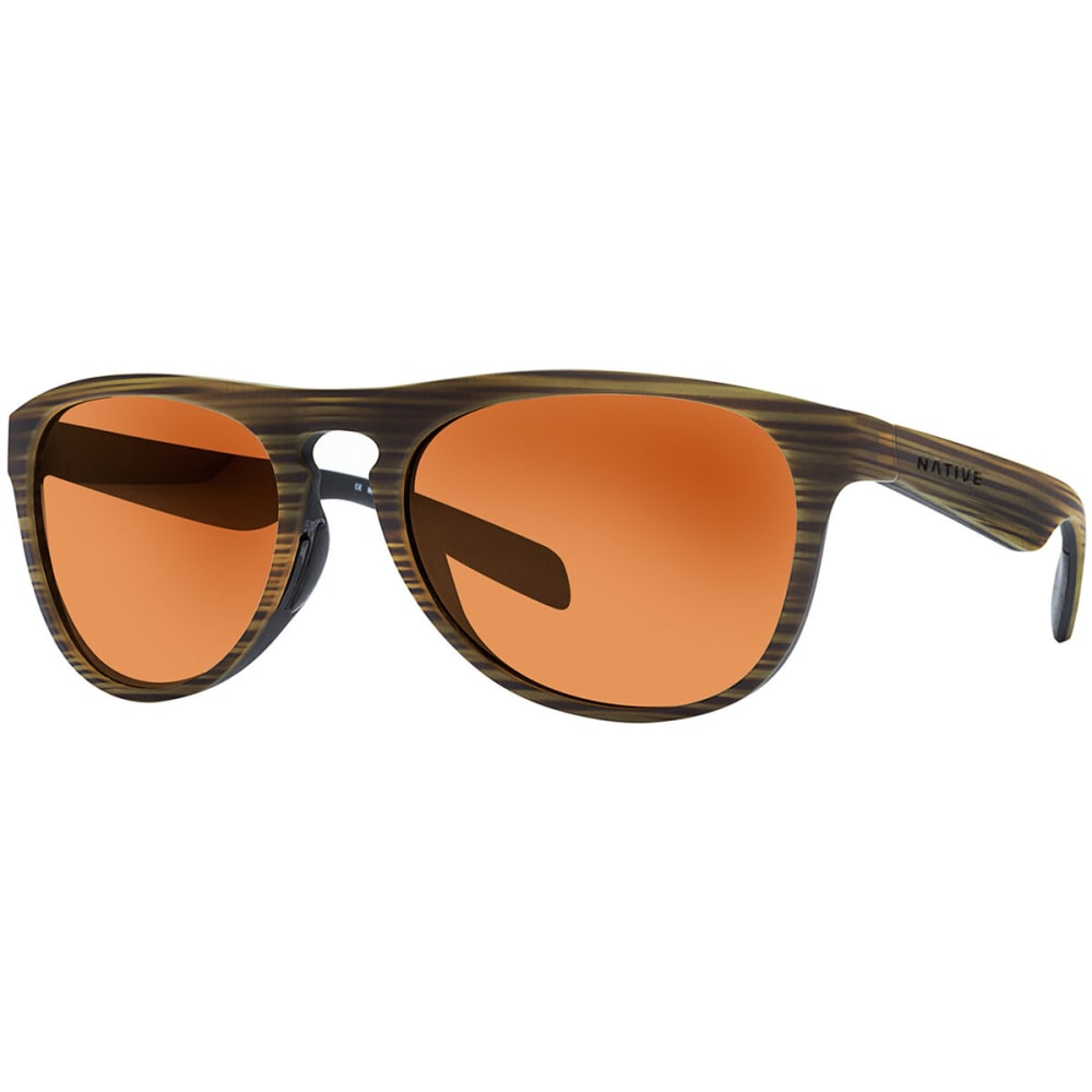 Native Eyewear Sanitas™ Sunglasses - Brown