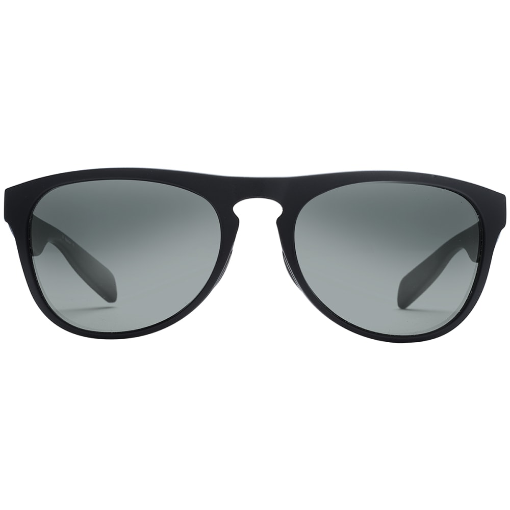 NATIVE EYEWEAR Sanitas Asphalt Sunglasses - BLACK/GRAY/BLACK