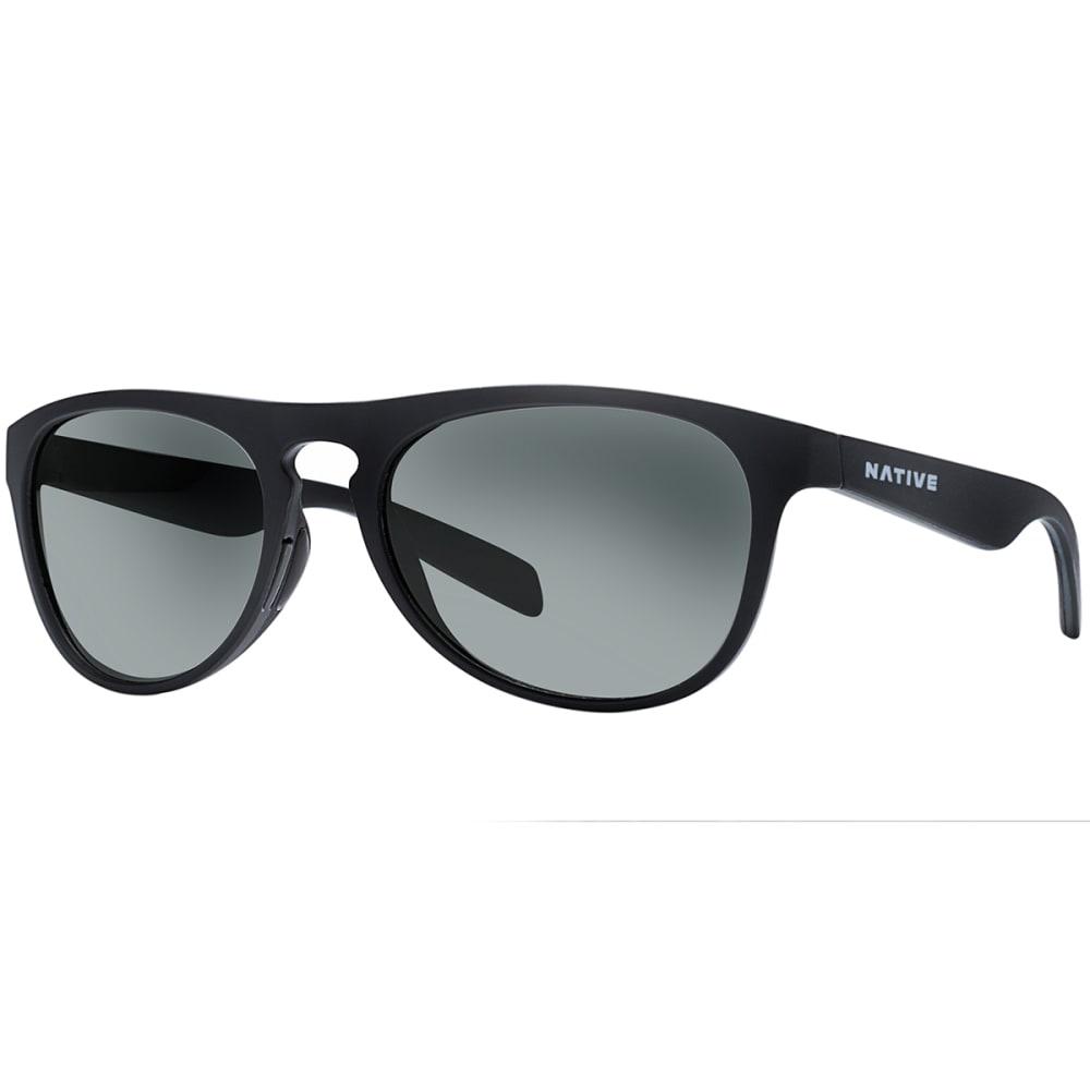 NATIVE EYEWEAR Sanitas Asphalt Sunglasses NO SIZE