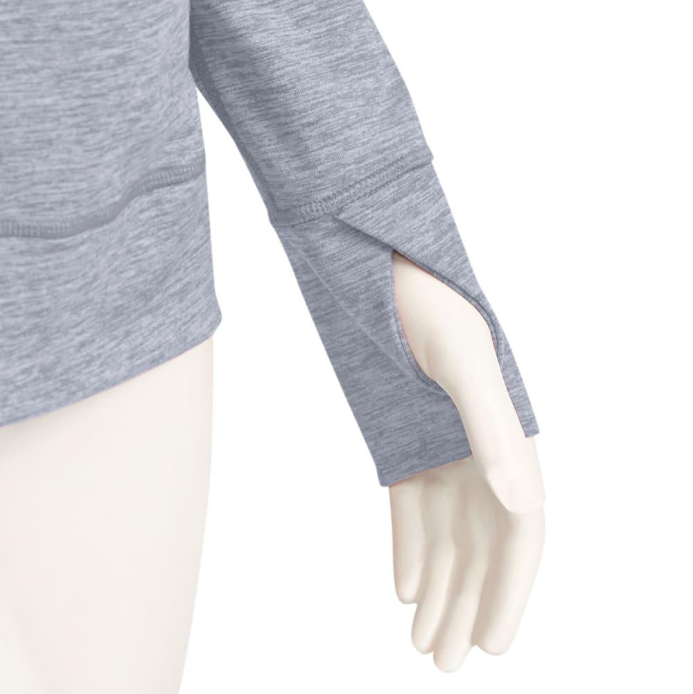EMS® Women's Techwick® Transition Hoodie - NEUTRAL GREY