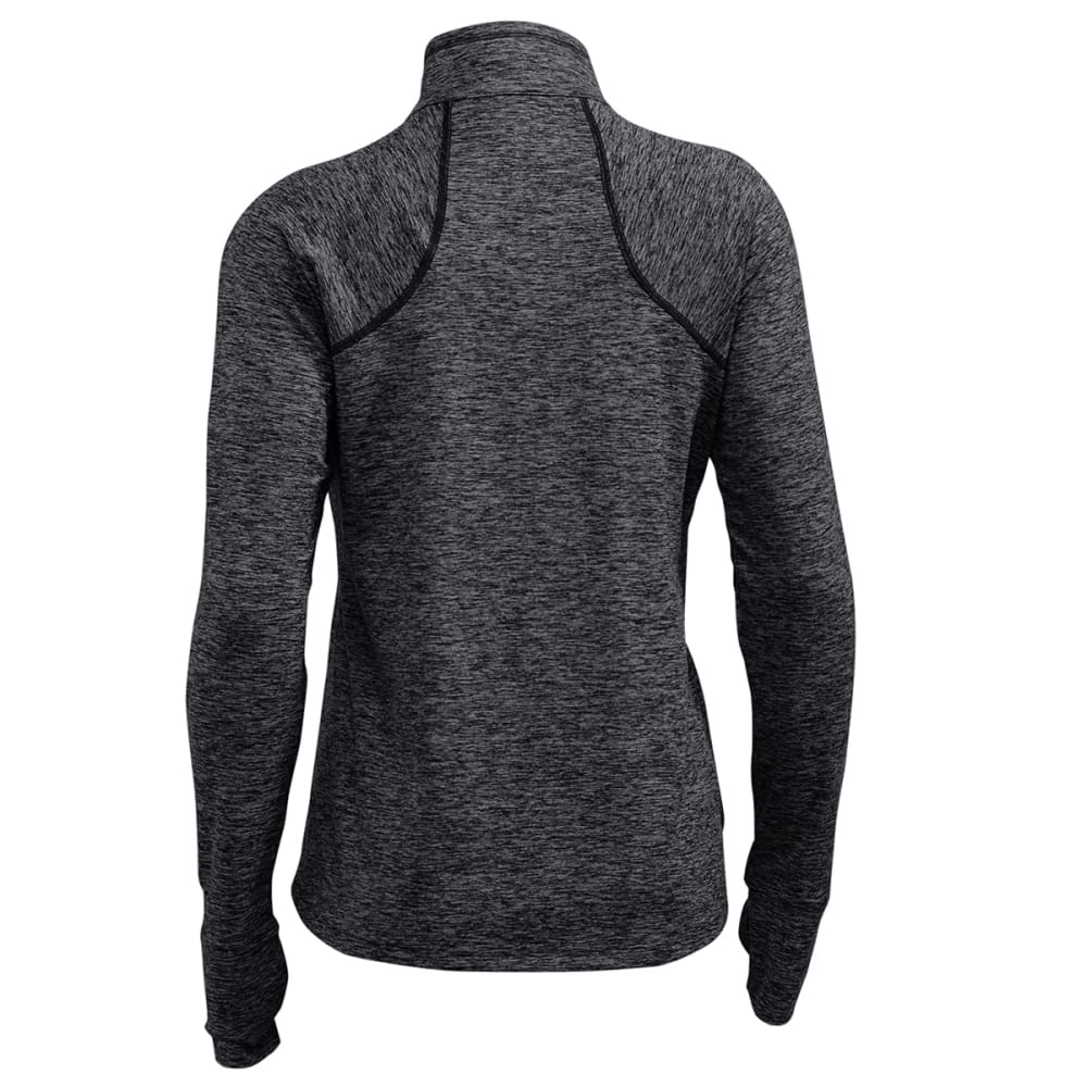 EMS® Women's Techwick® Transition  ½-Zip Pullover - BLACK HTR
