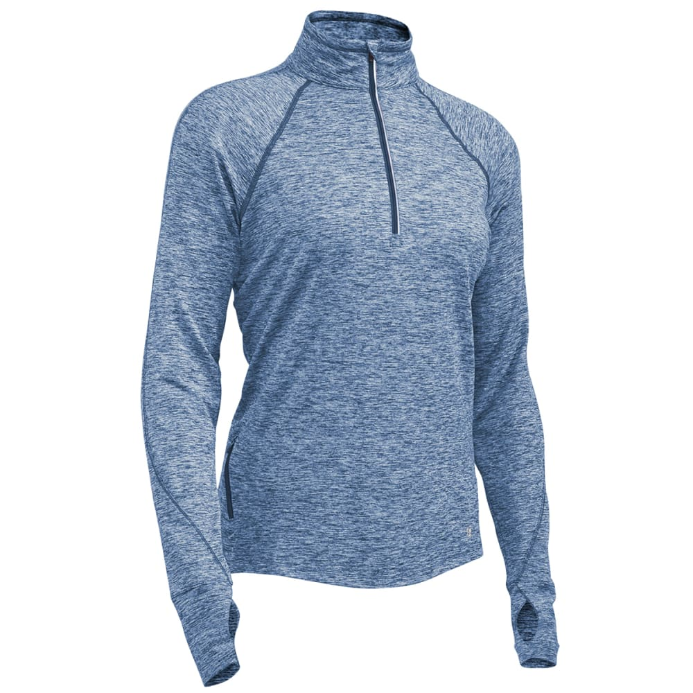 EMS® Women's Techwick® Transition  ½-Zip Pullover - ENSIGN BLUE