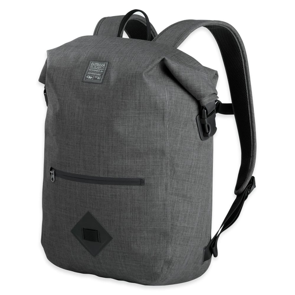 OUTDOOR RESEARCH Rangefinder Dry Backpack™ - CHARCO HEATH