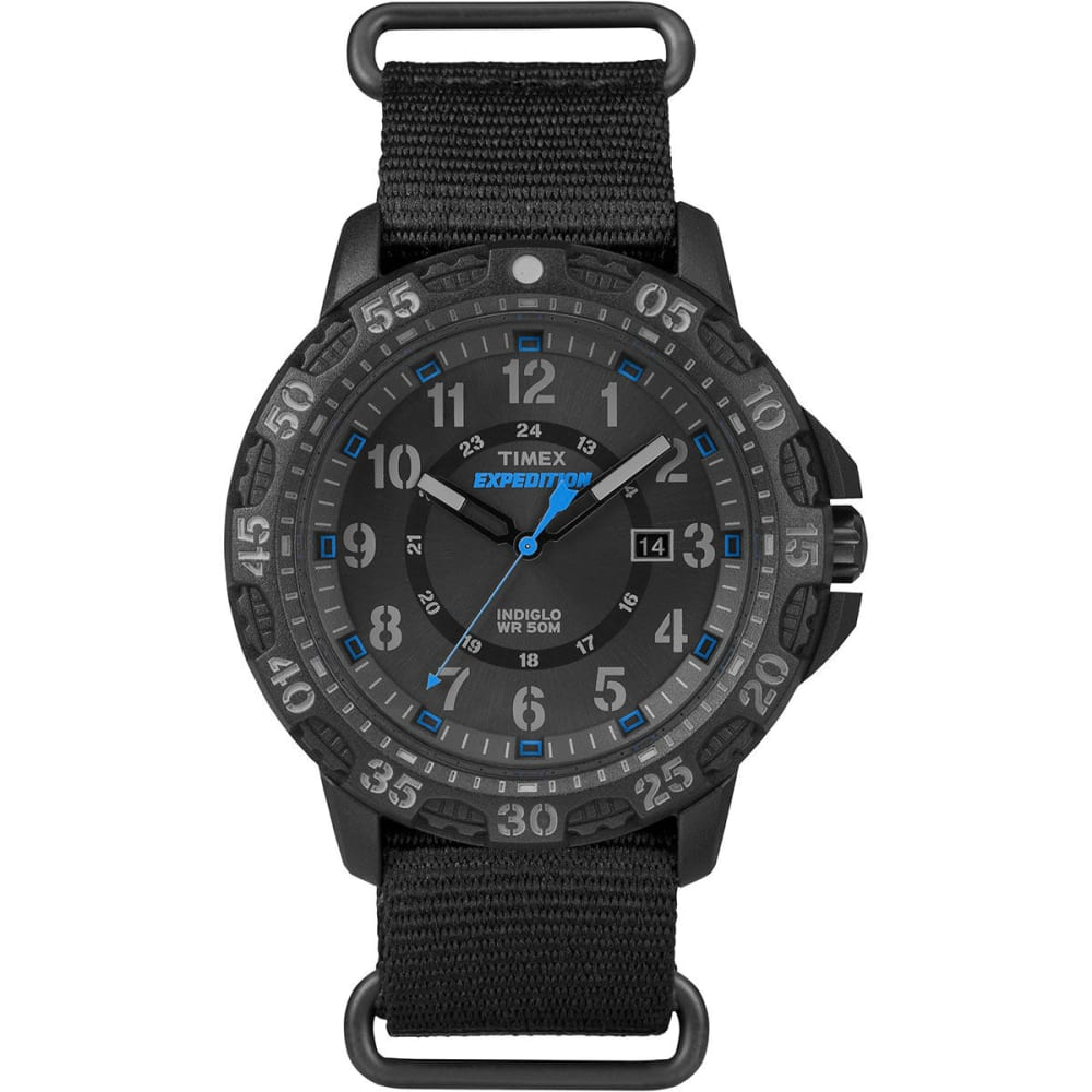 TIMEX Expedition Gallatin - BLACK