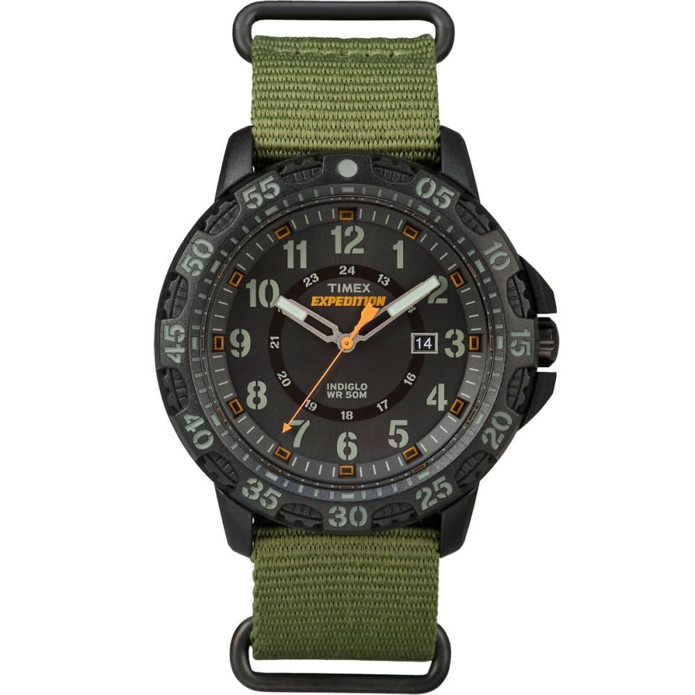 TIMEX Expedition Gallatin Watch - GREEN/BLACK