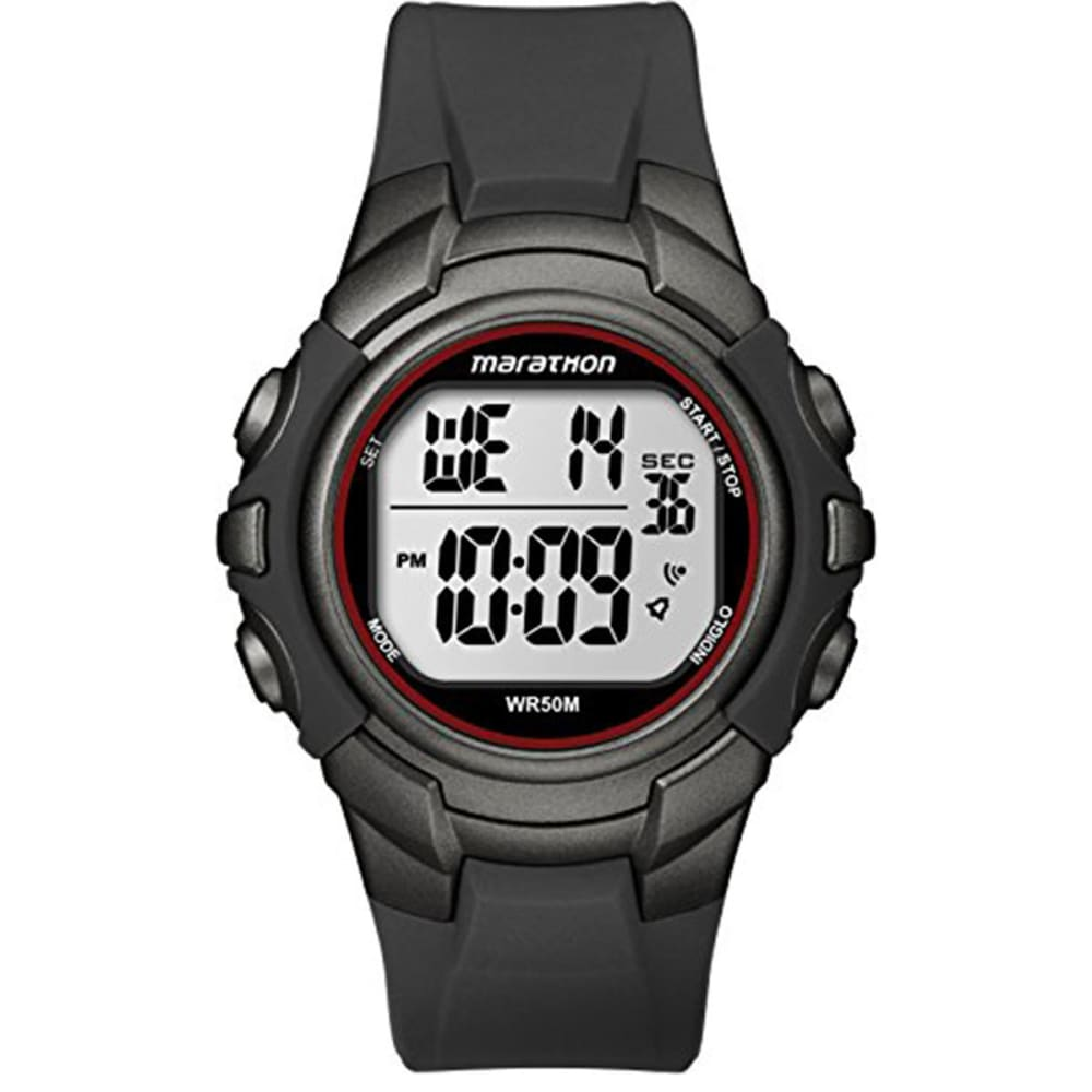 TIMEX® Marathon Digital Watch - BLACK