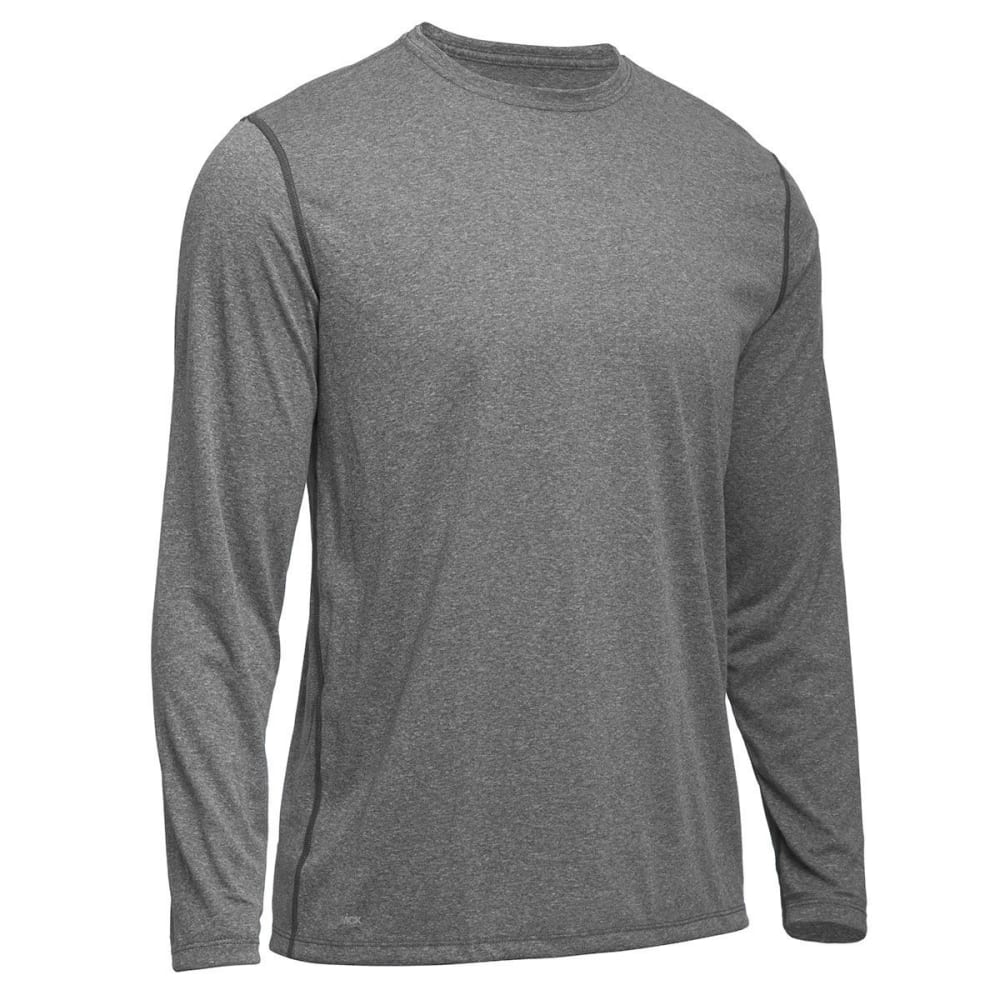 Ems Men's Techwick Essentials Long-Sleeve Crew   - Red - Size XL S15M0167
