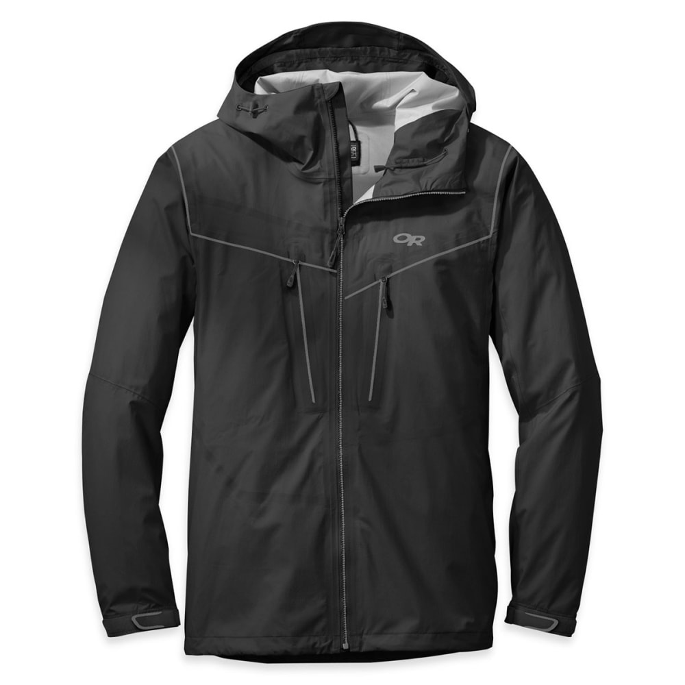 OUTDOOR RESEARCH Men's Realm Jacket™ - BLACK