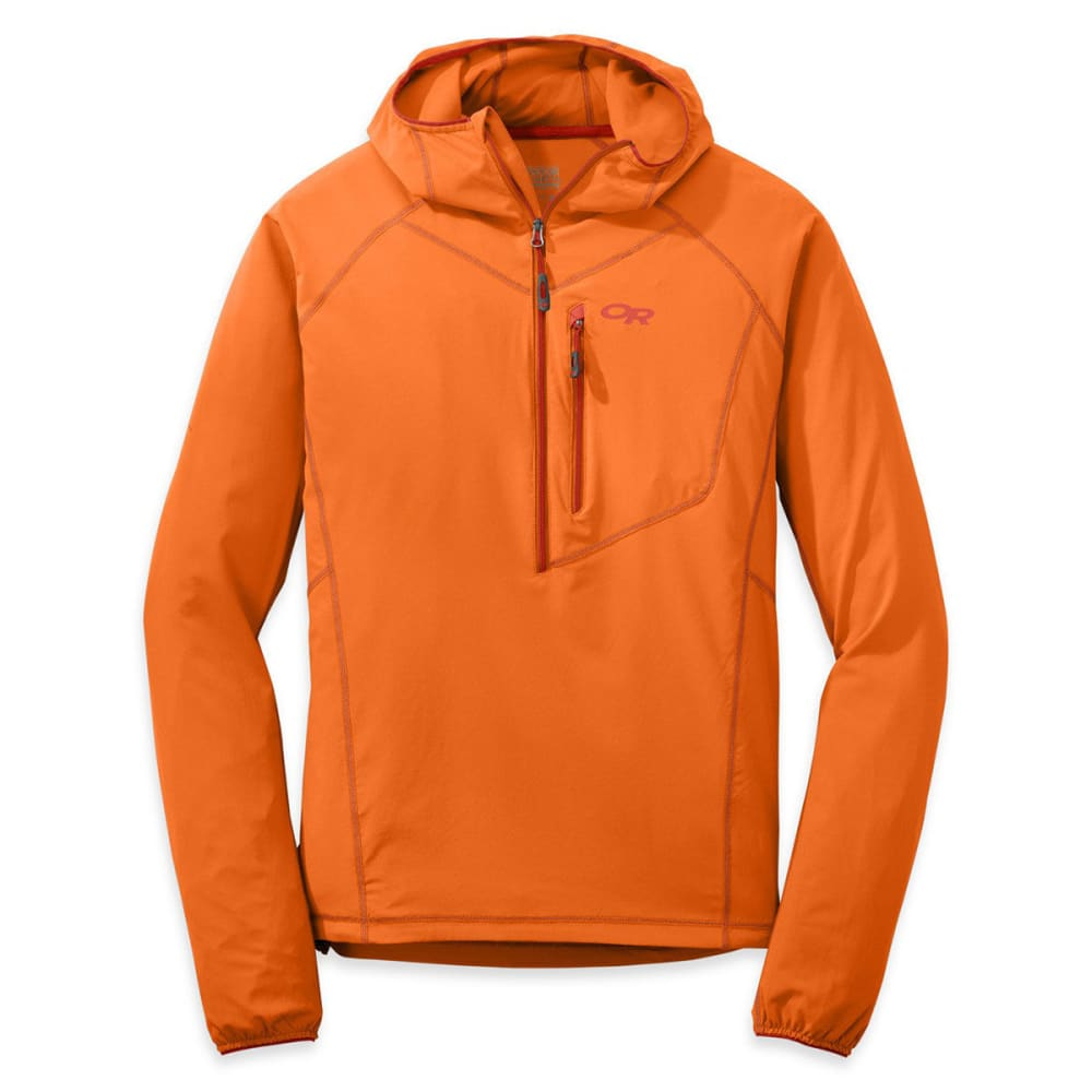 OUTDOOR RESEARCH Men's Whirlwind Hoody Jacket - BENGAL