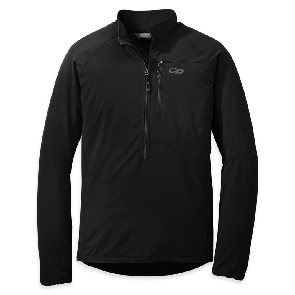OUTDOOR RESEARCH Men's Ferrosi Windshirt - BLACK