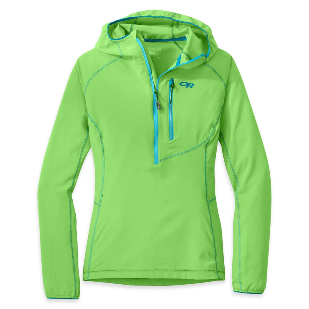 OUTDOOR REAEARCH Women's Whirlwind Hoody™ - APPLE