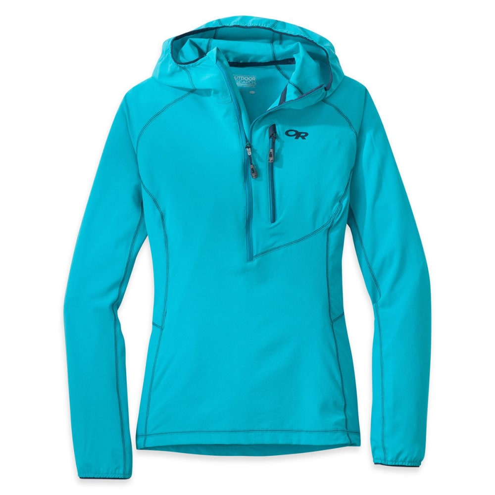 OUTDOOR REAEARCH Women's Whirlwind Hoody - TYPHOON
