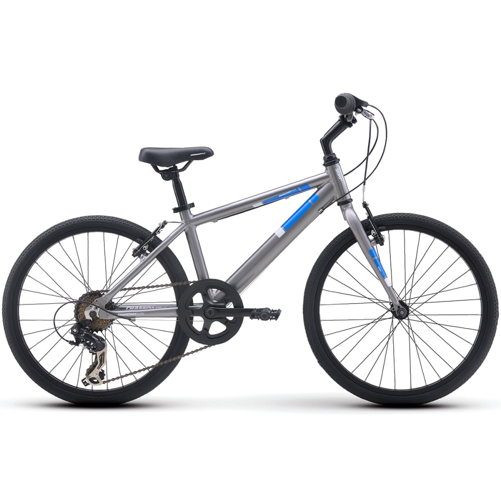 DIAMONDBACK Boys' Insight 20 Jr. Road Bike - SILVER