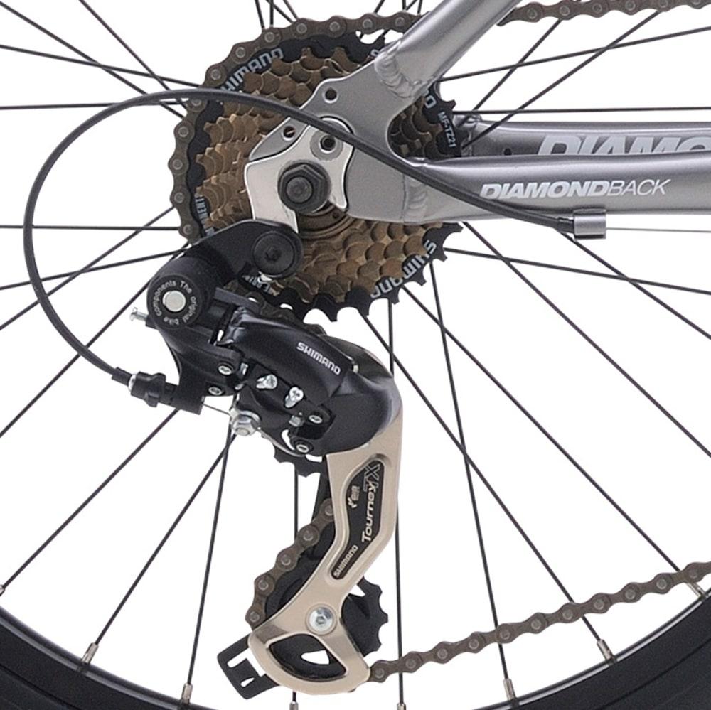 DIAMONDBACK Boys' Insight 20 Jr. Road Bike - SILVER