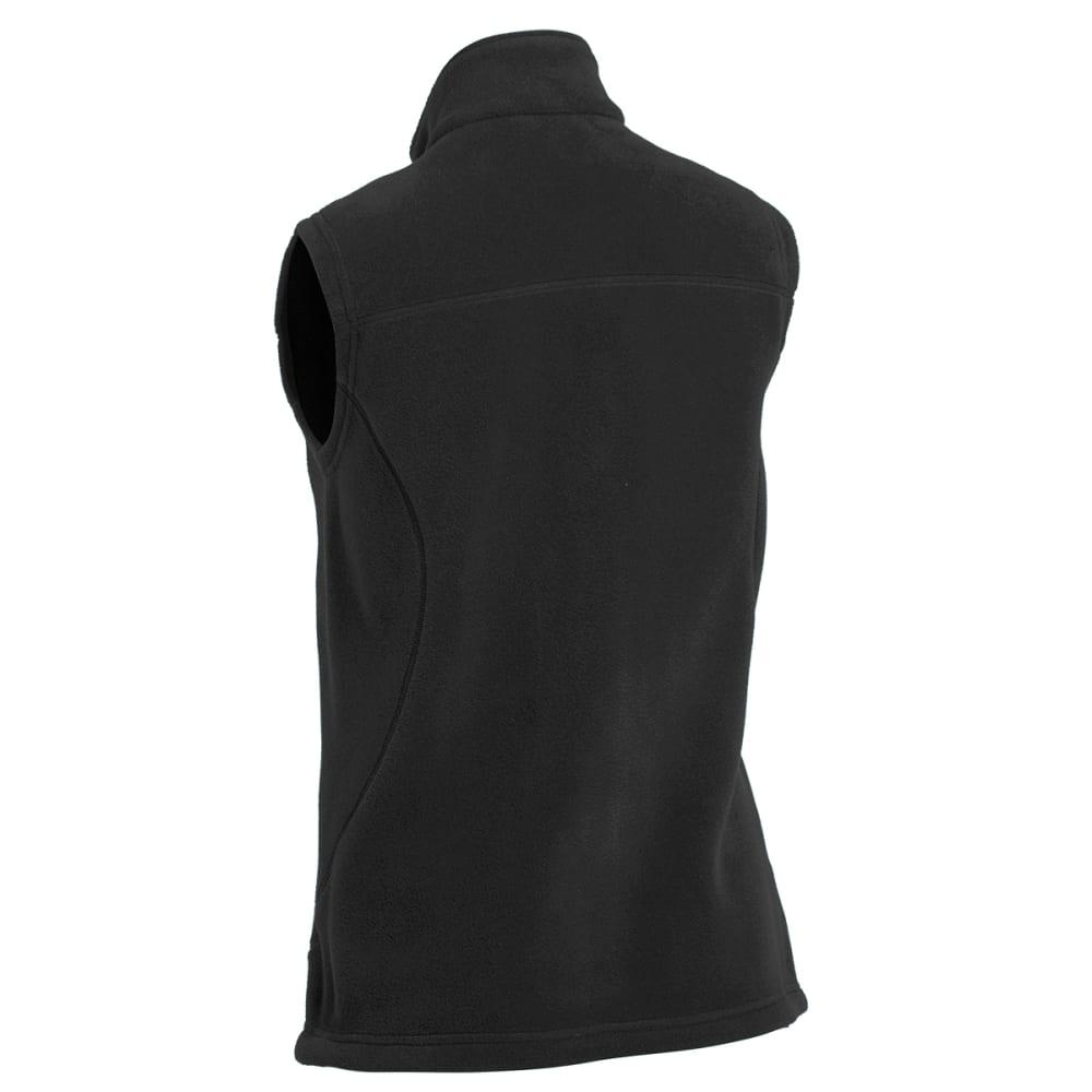 EMS Women's Classic 200 Fleece Vest - BLACK