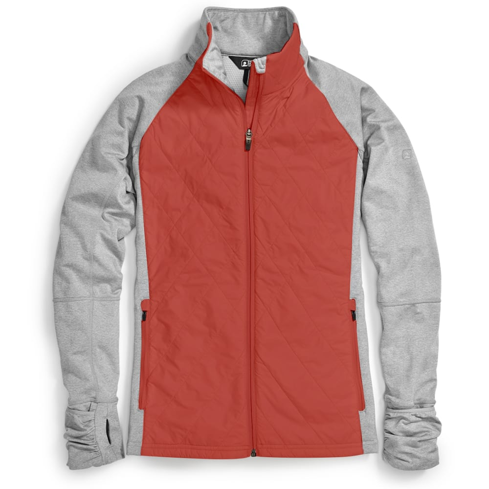 EMS® Women's Excel Alpha Hybrid Jacket - BAKED APPLE